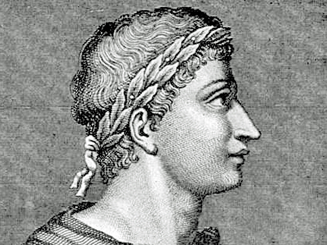Ovid When I was from Cupid'...