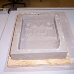 Reliefs herstellen Form