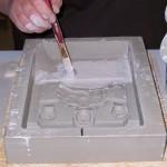 Herstellen von Reliefs
