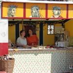 römischer Markt Spanien