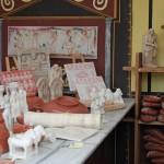 römischer Markt Stand