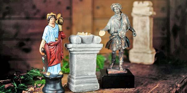 Römische Götter römische Göttinen