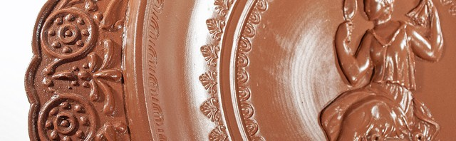 Römische Keramik Schale