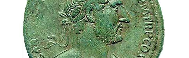Römisches Geld Sesterz