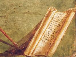 Römisches Recht Schriftrollen
