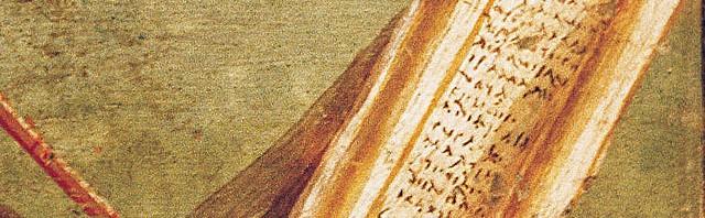 Römisches Recht Schriftrolle