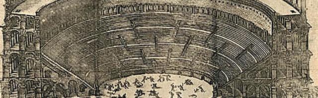 Das Kolosseum - Amphitheatrum Flavium