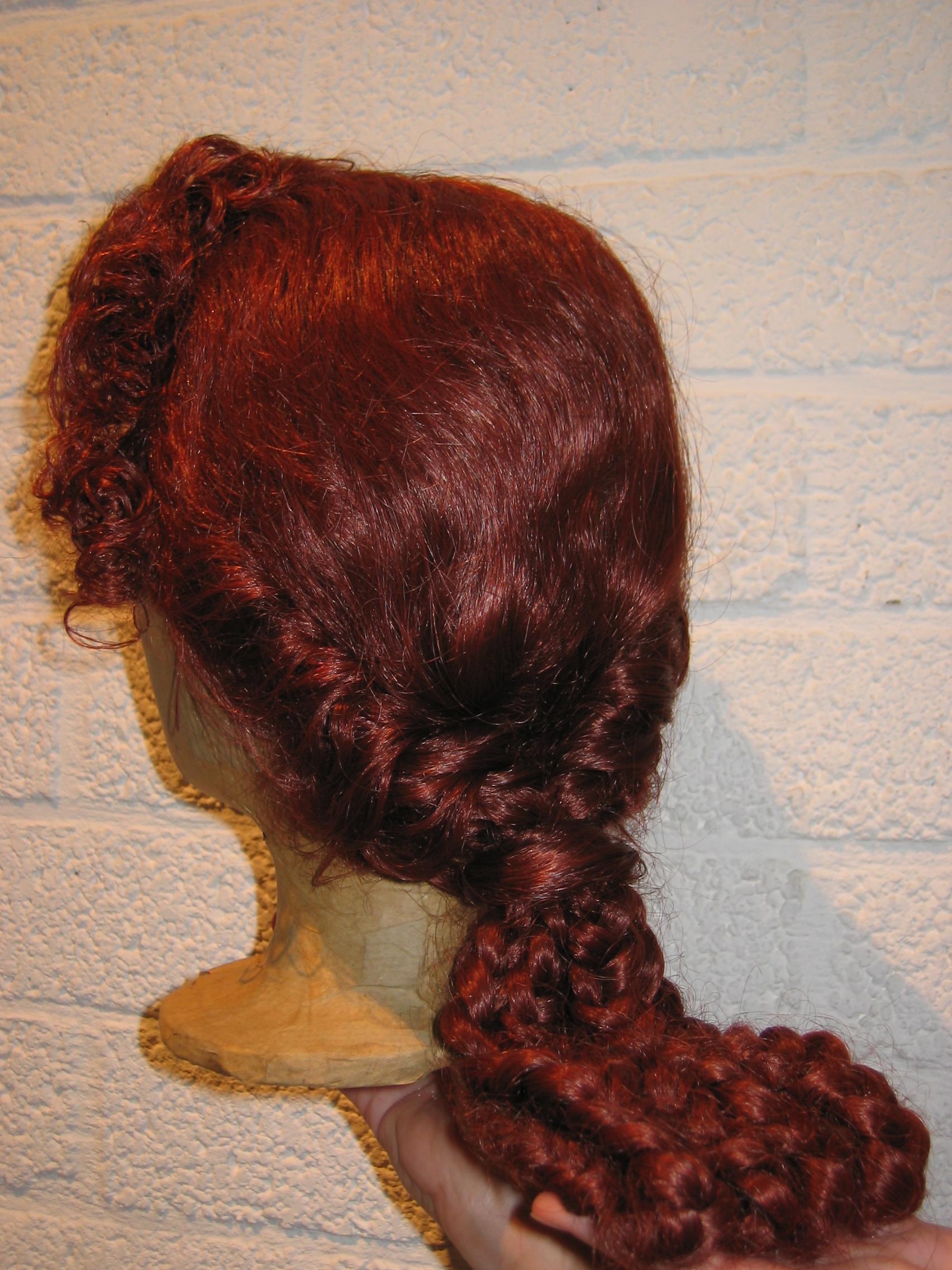Römische Frisuren: Perücken sind Alltag! - Forum Traiani ®