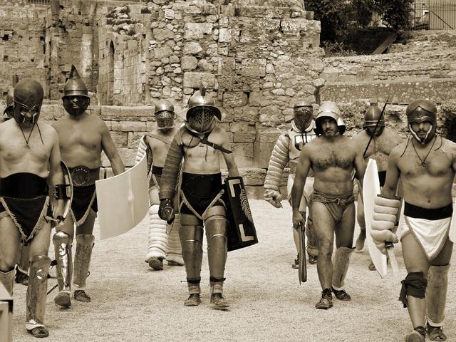 gladiatoren-geschäft