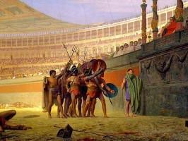 Gladiatoren-Stars