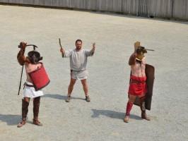 Gladiatoren | Der Kampftag