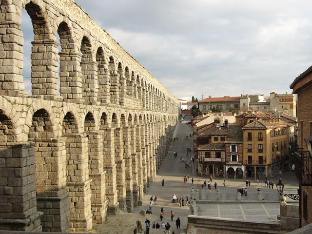 Aquaedukt-Segovia