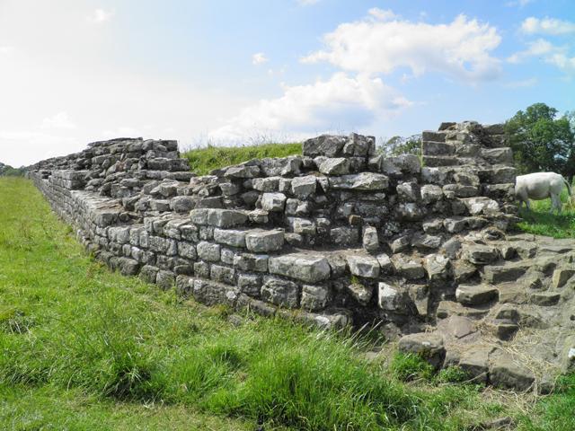 Birdoswald-Roman-Fort,-Hadrian's-Wall