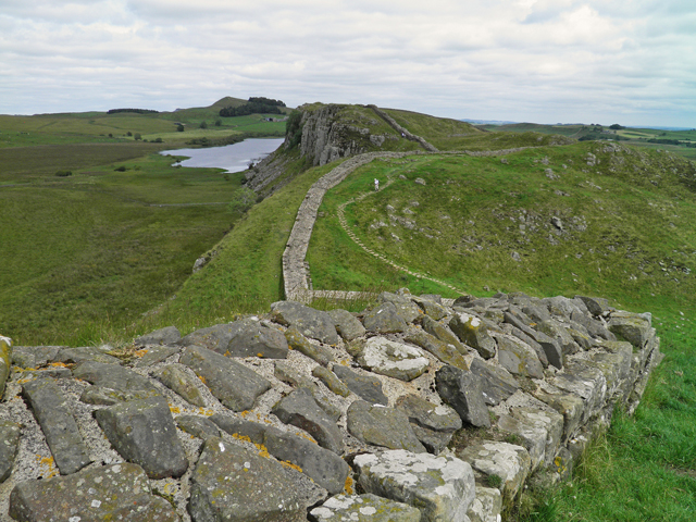 Hadrianswall England