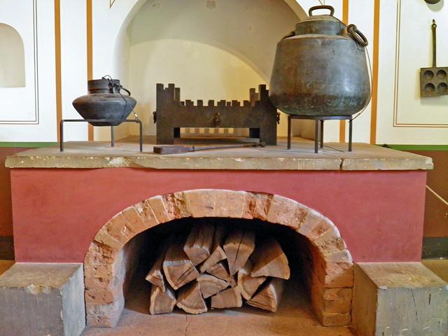 Carole-Raddato-Pompejianum-Küche