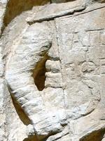 Gladiator-Antalya-Museum-By-Wolfgang-Sauber-Armschutz