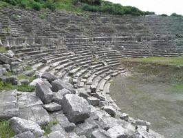 Lycia-Turkey-Theater