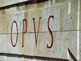 Opus-Arbeit