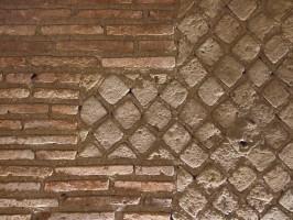 Baustoffe der Römer Opus compositum