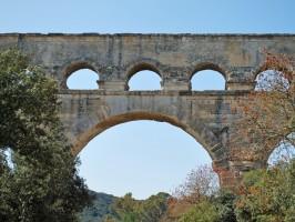Römische-Aquädukte-pont-du-gart