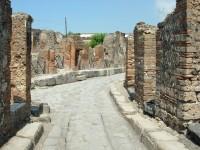 Römische-Strassen-Pompei