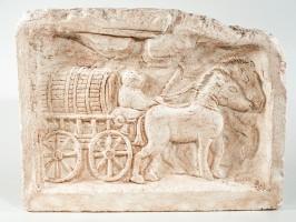 Reisewagen-Relief