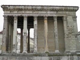 Vienne-Tempel-romaine