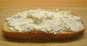 Moretum-Brot