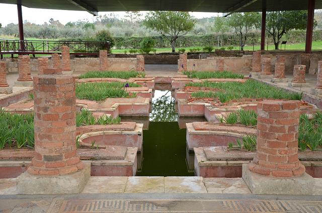 Villa Garten Portugal Raddato