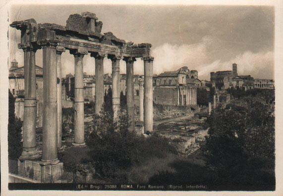 Roma_-_Foro_romano