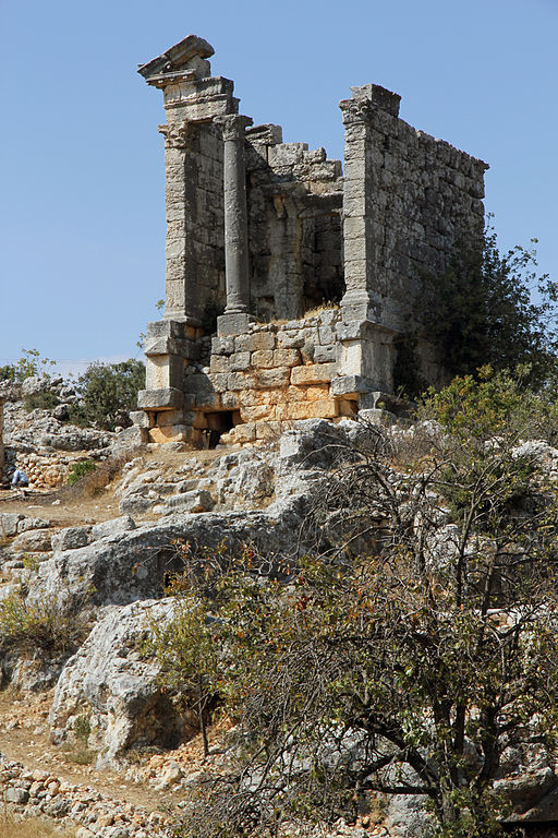 Grab Römer