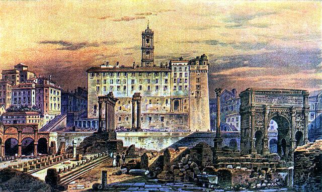 Capitol-Friedrich-Perlberg-Rome