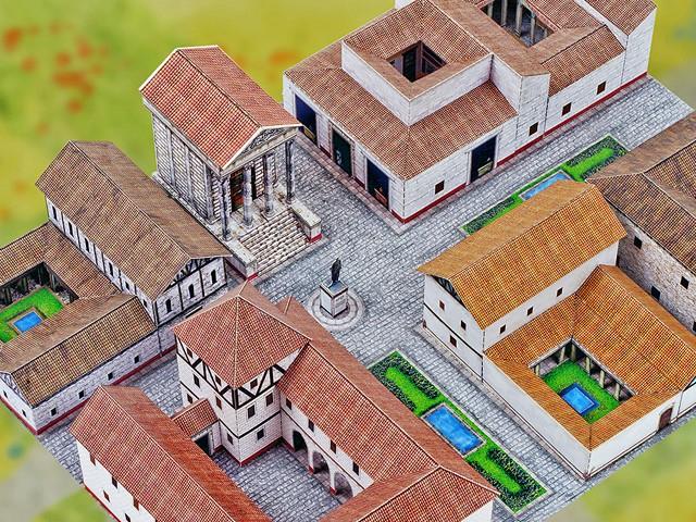 römische-stadt-insula