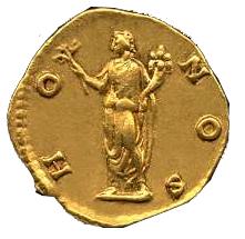 Aureus-Honos
