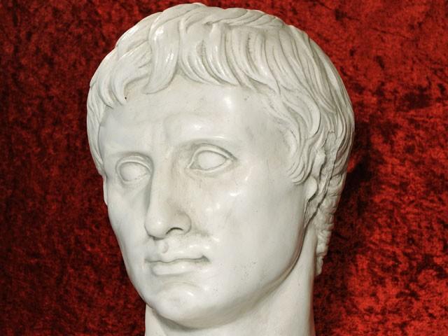 Augustus Büste