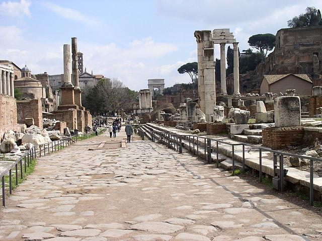 Rom-via sacra