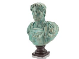 Hadrian römische Kaiser Büste