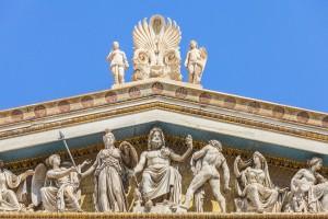 Griechische römische Götter
