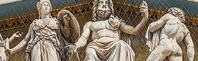 Griechische Götter Tempel