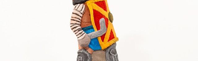 Gladiator Ausmalen