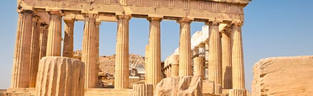 Tempel Parthenon