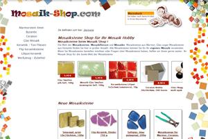 Mosaik Shop