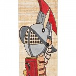 Gladiator Murmillo Rom