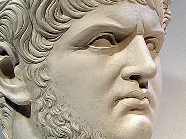 Nero Büste