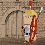 Historicals Prätorianer Römer