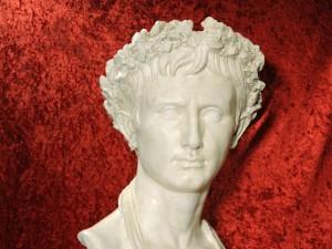 Römische Kaiser Augustus