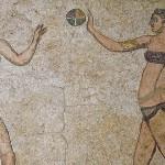 Römische Ballspiele